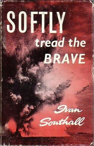 book cover of Softly Tread the Brave