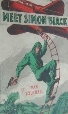 book cover of Meet Simon Black