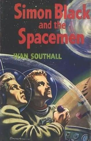 book cover of Simon Black and the Spacemen