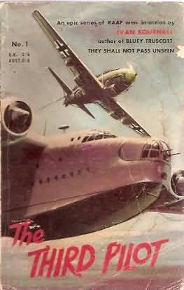 book cover of The Third Pilot