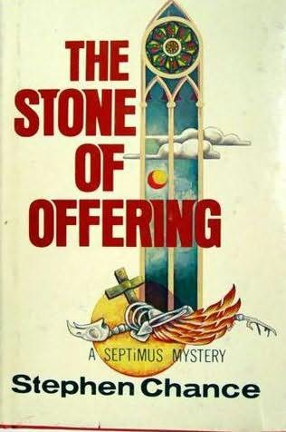 book cover of Septimus and the Stone of Offering