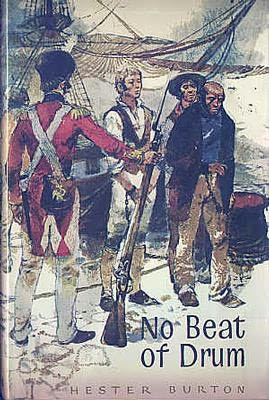 book cover of No Beat of Drum