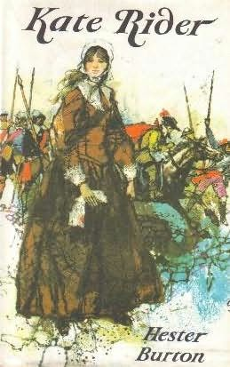 book cover of Kate Rider