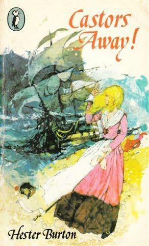 book cover of Castors Away!