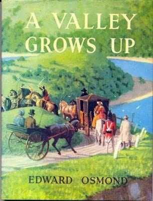book cover of A Valley Grows Up