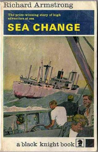 book cover of Sea Change