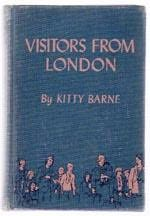 book cover of Visitors from London