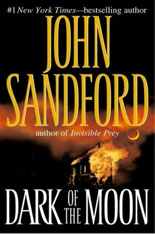 book cover of  Dark of the Moon   (Virgil Flowers, book 1) by John Sandford