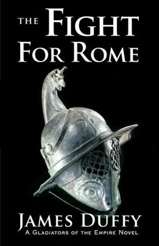 book cover of The Fight for Rome