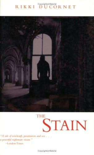 book cover of The Stain