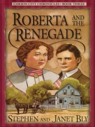 book cover of Roberta and the Renegade