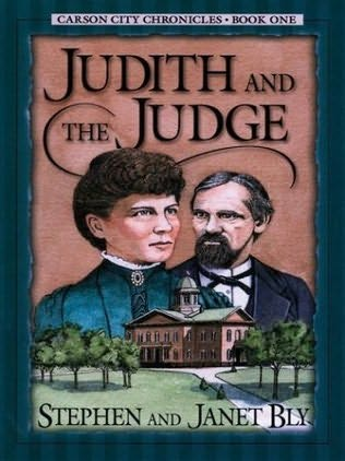 book cover of Judith and the Judge