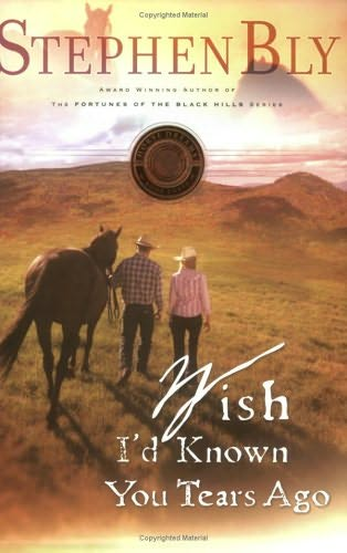 book cover of Wish I\'d Known You Tears Ago