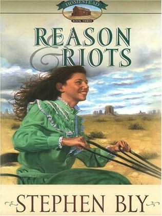 book cover of Reason & Riots