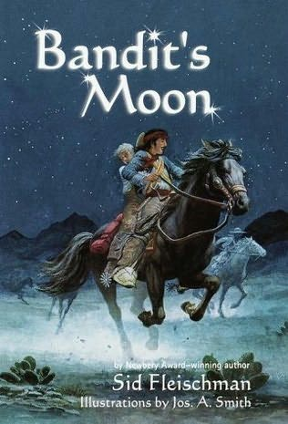 book cover of Bandit\'s Moon