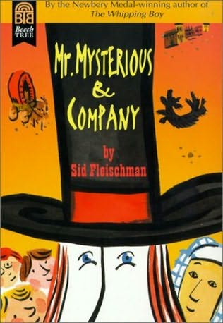 book cover of Mr. Mysterious & Co