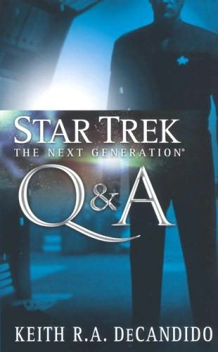 book cover of Q & A