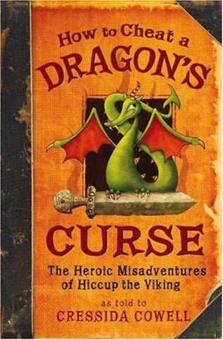 How to Train Your Dragon 04 - How to Cheat a Dragon's Curse - Cressida Cowell