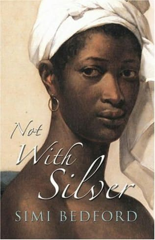 book cover of Not with Silver