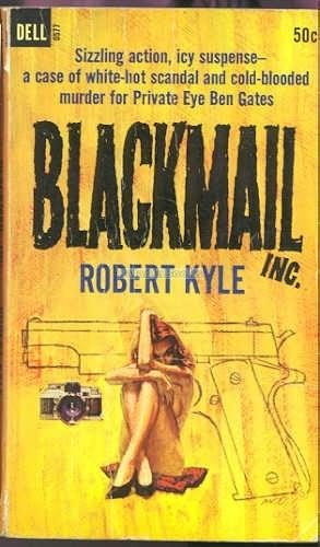 book cover of Blackmail, Inc
