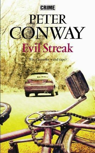 book cover of Evil Streak