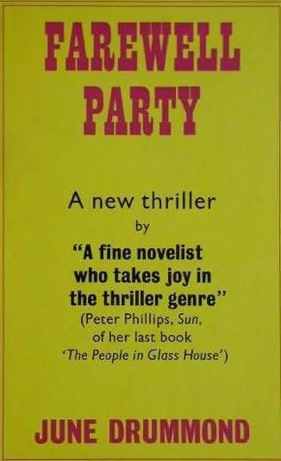 book cover of Farewell Party