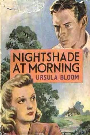 book cover of Nightshade at Morning