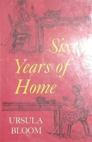 book cover of Sixty Years of Home