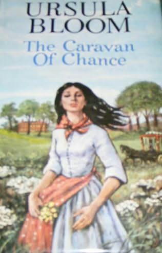 book cover of The Caravan of Chance