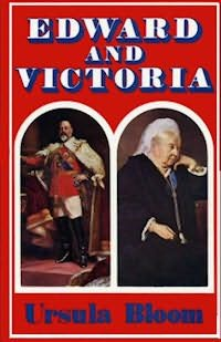 book cover of Edward and Victoria