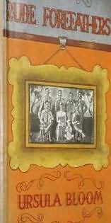 book cover of Rude Forefathers