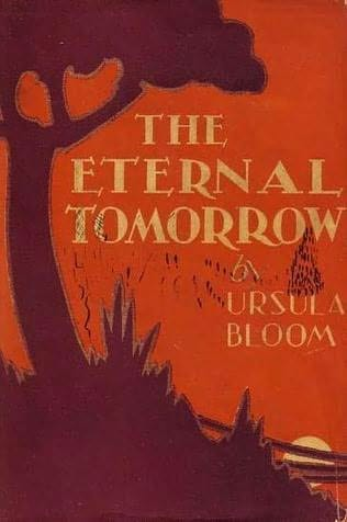book cover of The Eternal Tomorrow