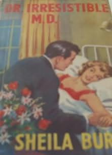 book cover of Dr. Irresistible, M.D
