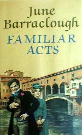 book cover of Familiar Acts