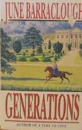book cover of Generations