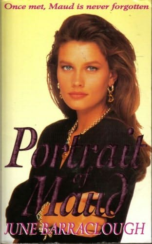 book cover of Portrait of Maud
