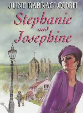 book cover of Stephanie and Josephine