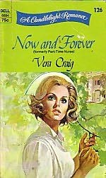 book cover of Now and Forever