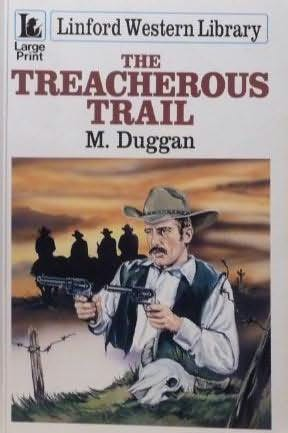 book cover of The Treacherous Trail