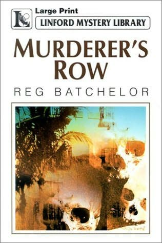 book cover of Murderer\'s Row