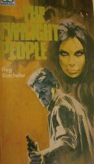 book cover of The Twilight People