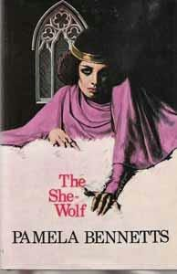 book cover of The She-wolf