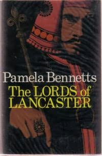 book cover of The Lords of Lancaster