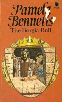 book cover of The Borgia Bull