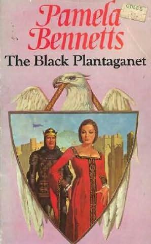book cover of The Black Plantagenet