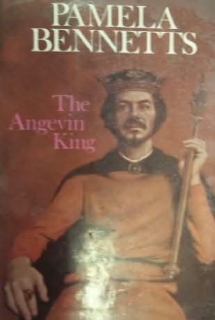 book cover of The Angevin King
