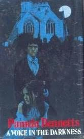 book cover of Voice in the Darkness