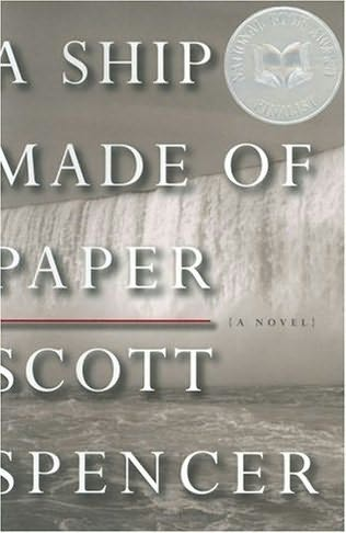 book cover of A Ship Made of Paper