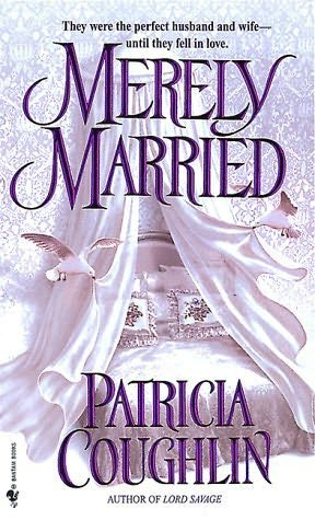 book cover of Merely Married
