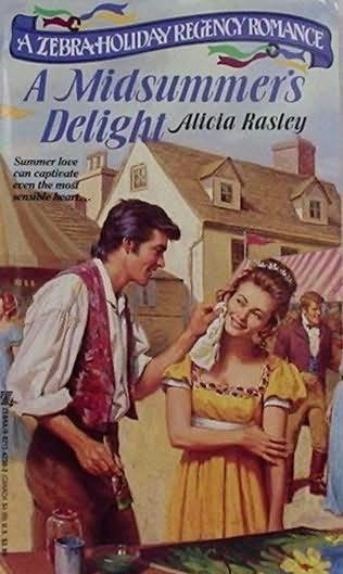 book cover of A Midsummer\'s Delight